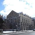 密西根大學的房子也很可愛