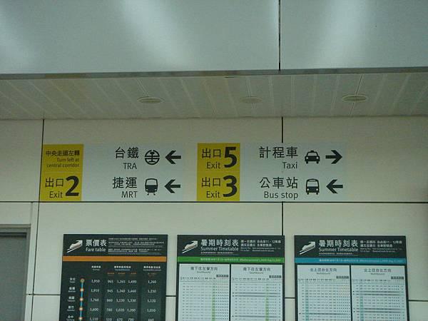 三鐵共構(台鐵、高鐵、高捷)