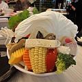 滿滿一盆菜