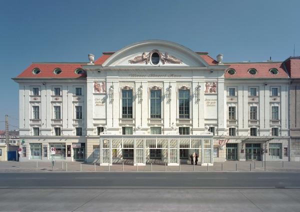 Konzerthaus外觀