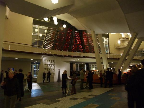 柏林愛樂-迴廊