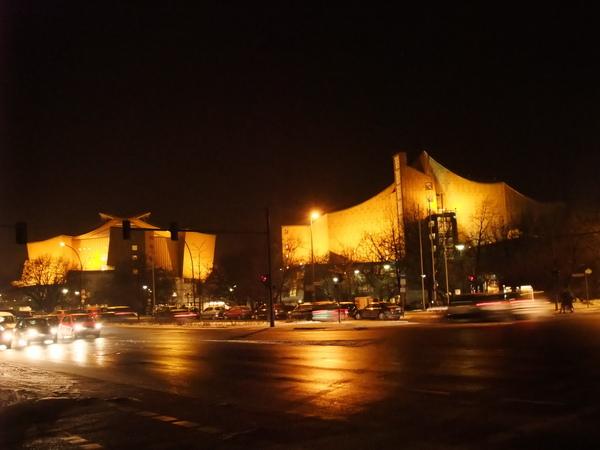 柏林室內樂廳和柏林愛樂廳