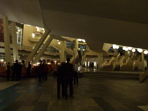 柏林愛樂聽-迴廊2