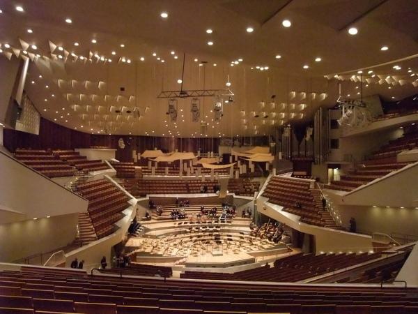 柏林愛樂廳-視野