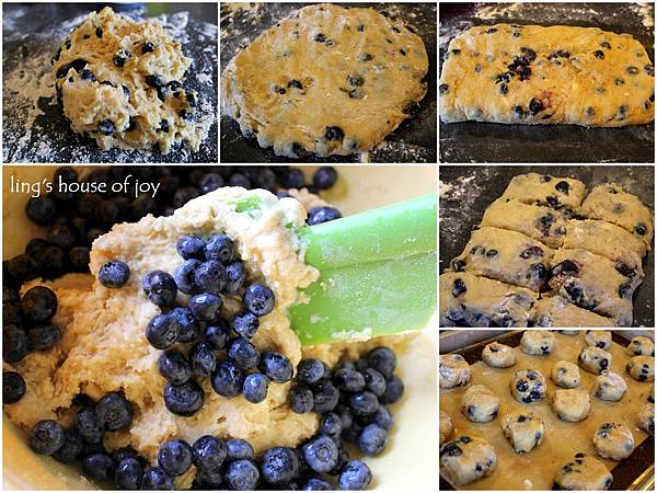 blueberry scone 4