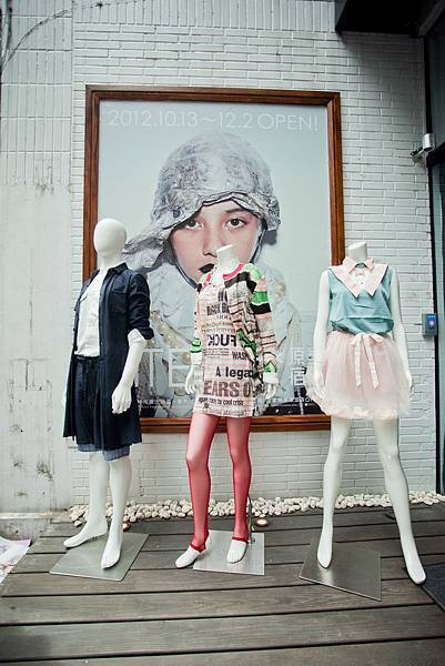 圖說一 Harajuku+ 首度登台展出超過44個品牌的台灣限定日本潮流品牌