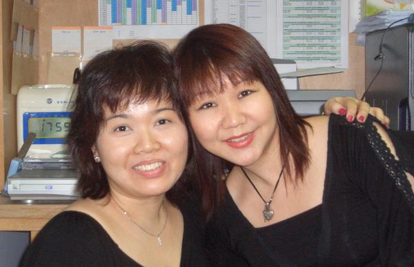 Cindy & I