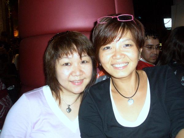 Elaine & I