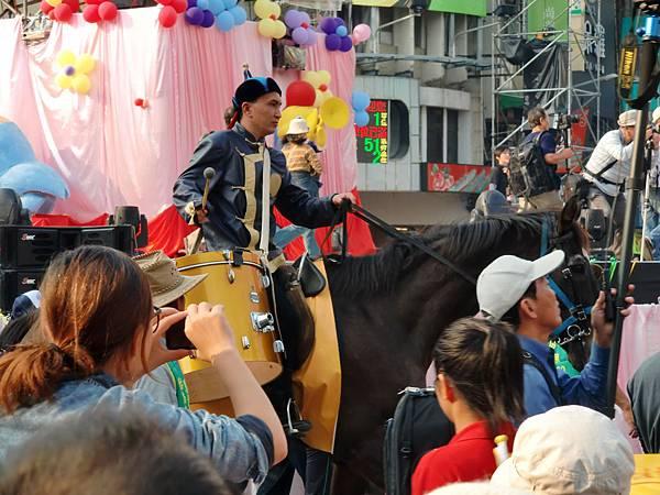 騎馬管樂隊1