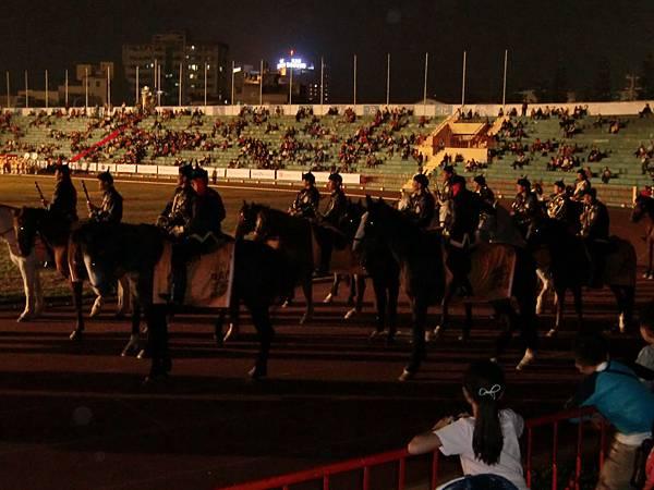 騎馬管樂隊2