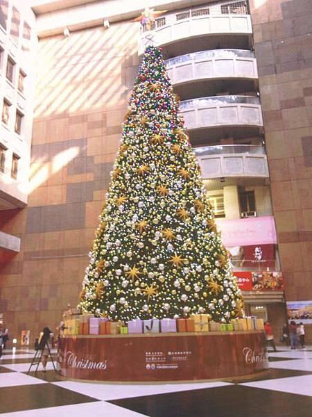 2013台北車站聖誕樹