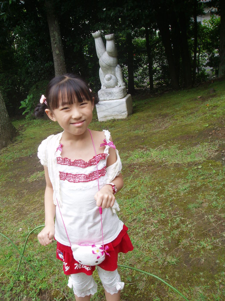 2010-07-03_01_伊豆_伊豆高原_泰迪熊博物館_02_翻跟斗的泰迪熊.JPG