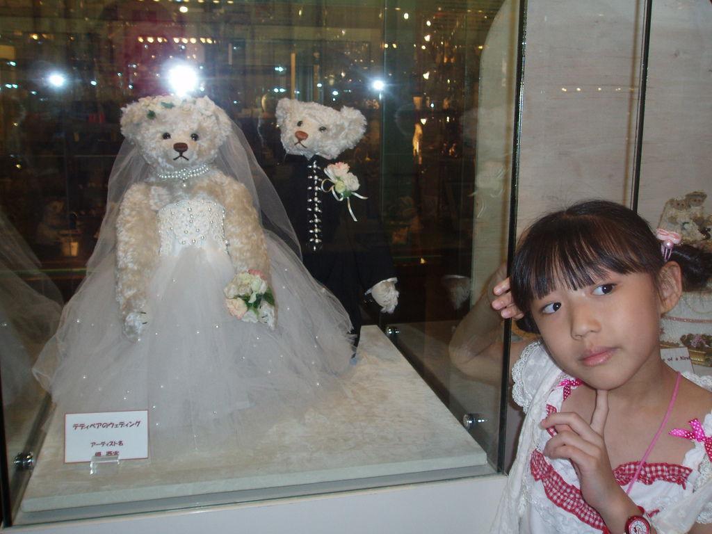 2010-07-03_01_伊豆_伊豆高原_泰迪熊博物館_06_婚禮泰迪熊.JPG