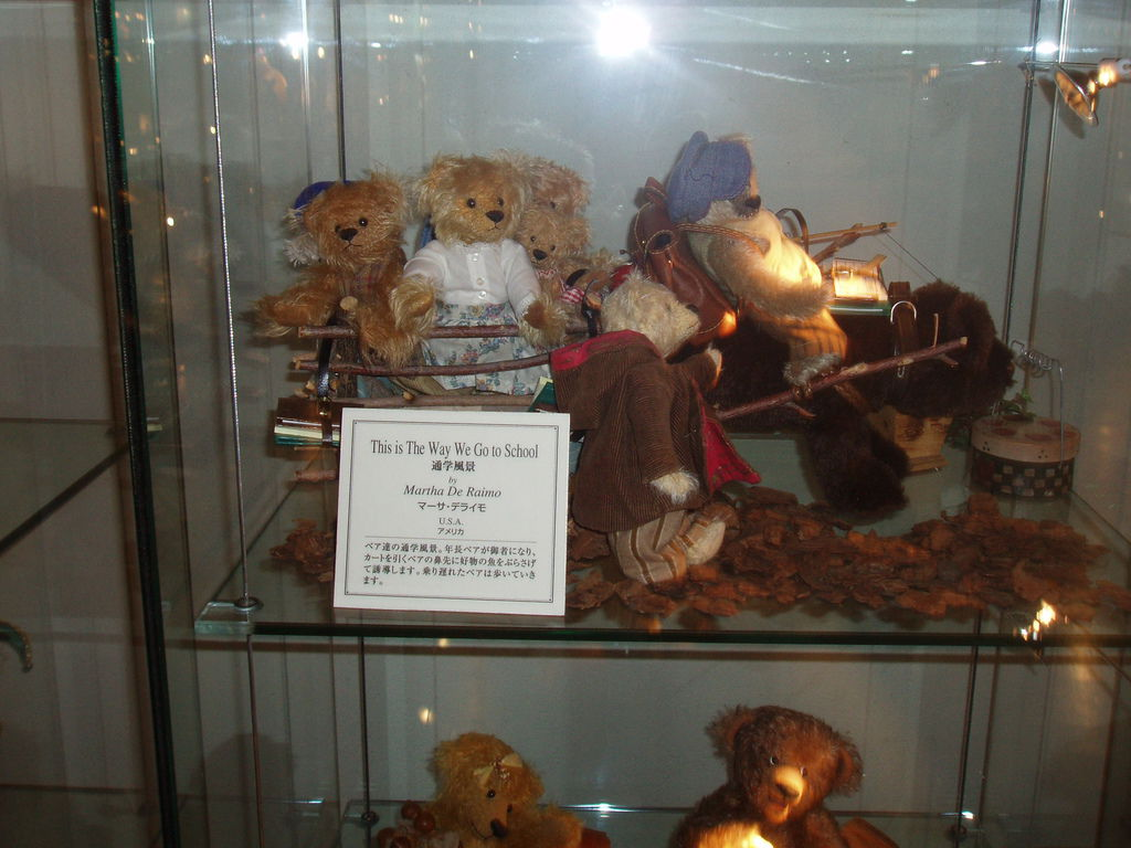 2010-07-03_01_伊豆_伊豆高原_泰迪熊博物館_34_好棒的泰迪熊.JPG