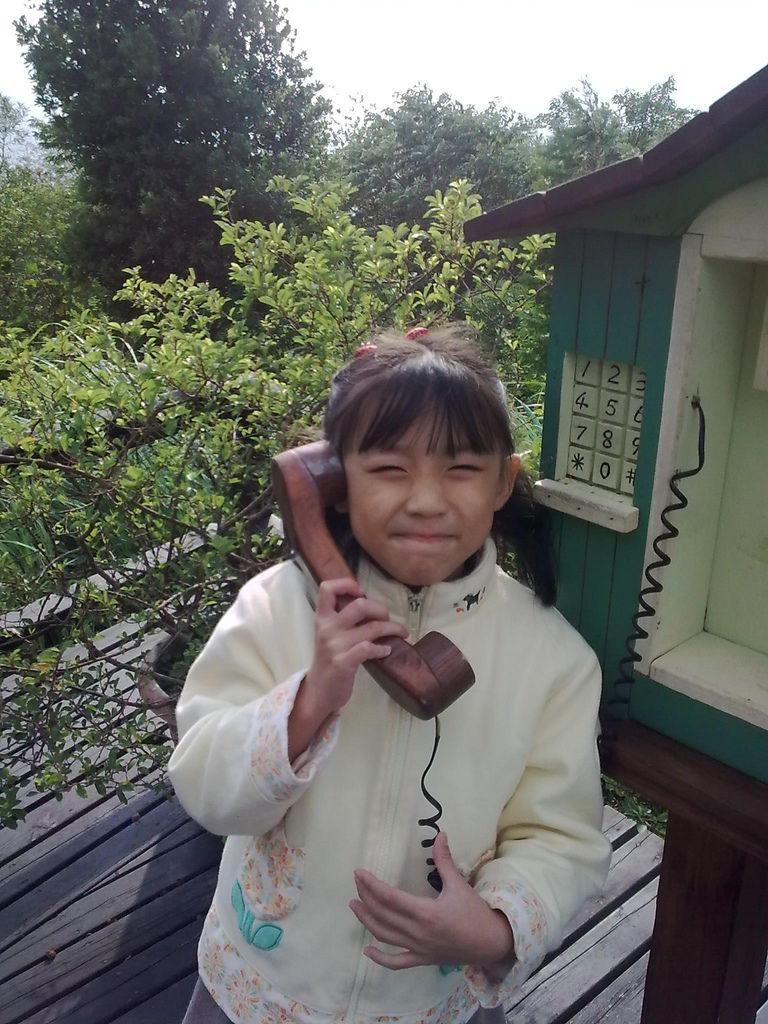 2009-11-02_尖石_薰衣草森林_04_木頭電話.jpg