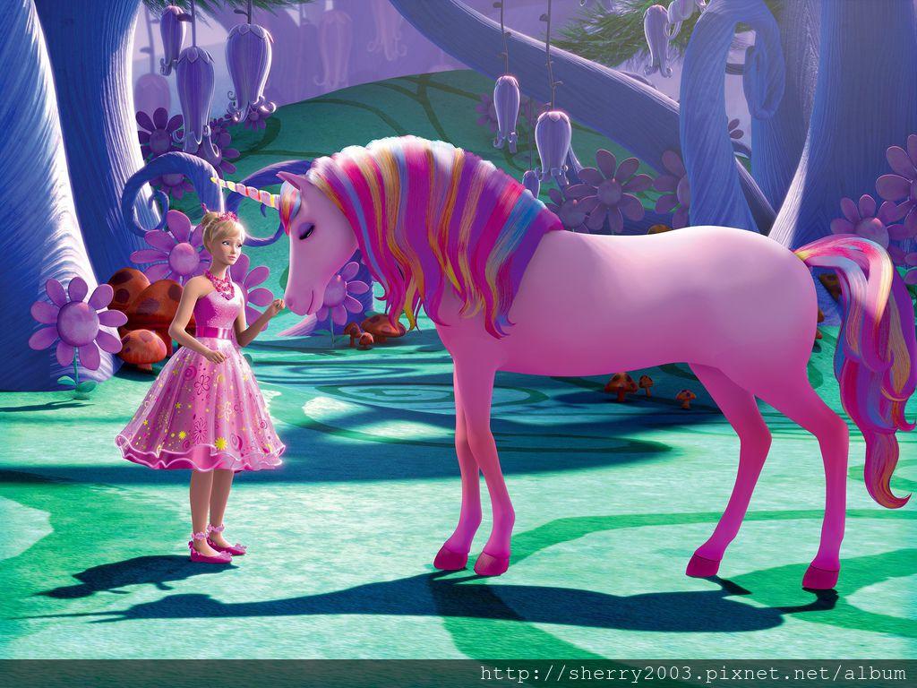 Barbie and the secret door_01.jpg