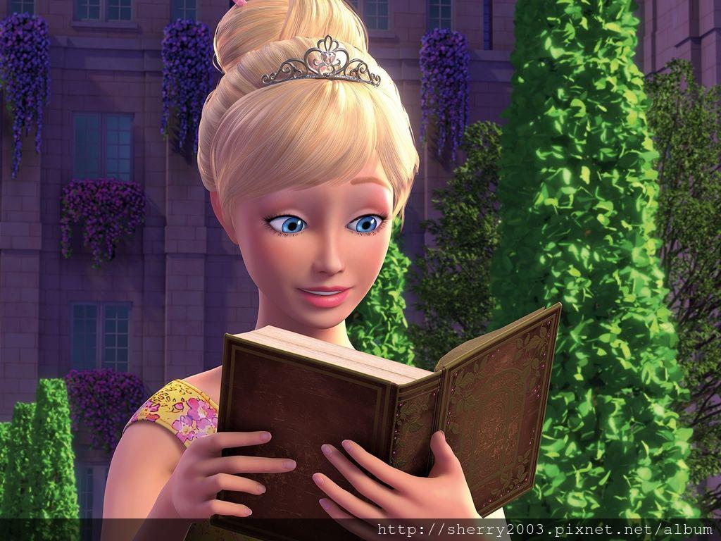 Barbie and the secret door_02.jpg