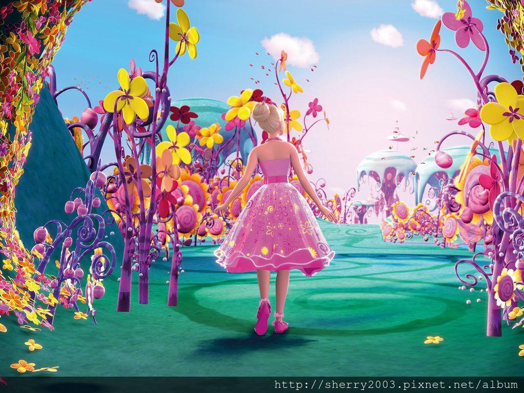 Barbie and the secret door_03.jpg