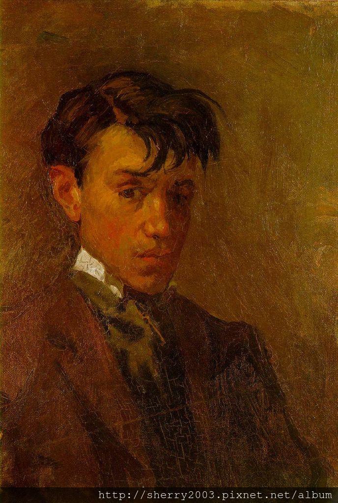 自畫像(Auto-Portrait)(1896).jpg