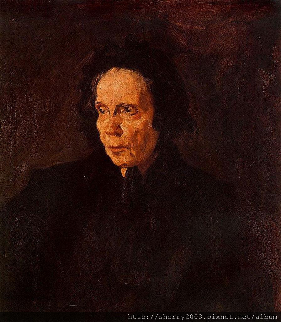 姑媽(Portrait of Aunt Pepa)(1896).jpg