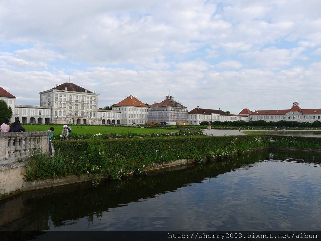 2016-07-06_02_德國慕尼黑(Munich)_夏宮寧芬堡宮(Schloss Nymphenburg)_03.JPG