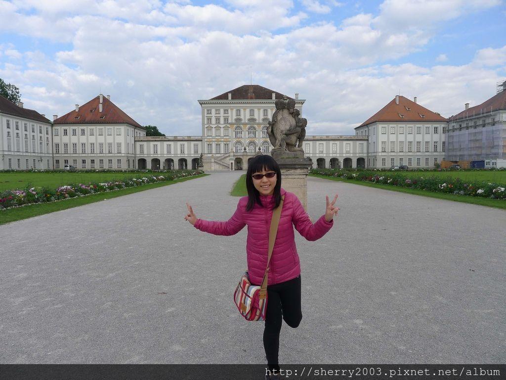 2016-07-06_02_德國慕尼黑(Munich)_夏宮寧芬堡宮(Schloss Nymphenburg)_07.JPG