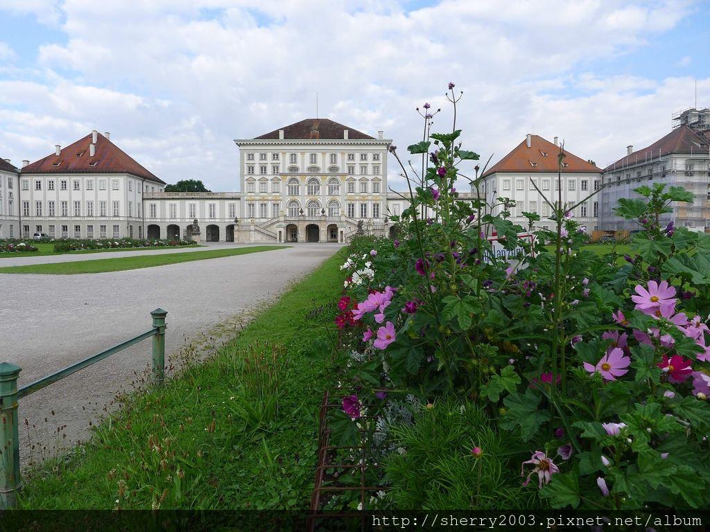 2016-07-06_02_德國慕尼黑(Munich)_夏宮寧芬堡宮(Schloss Nymphenburg)_09.JPG