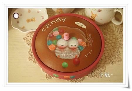 木田弘美糖菓盒