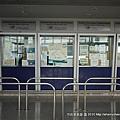 機場旁邊就有地鐵站很方便喔~不過一張票要3歐元,雖然兩人是特價5歐元,但是3歐元就可以買一日卷了說..