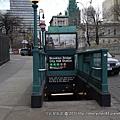Brookly Bridge subway