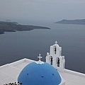 有沒有看到傳說中的藍頂教堂呀~