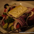 他的Greek Salad 真的好吃~
