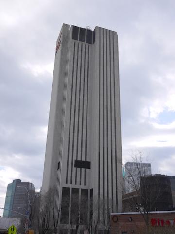 超高的Verizon大樓