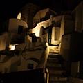 好美的夜景..我真的好喜歡希臘喔~