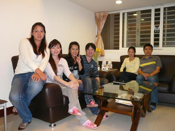 2009-11-15 歡迎光臨來我家