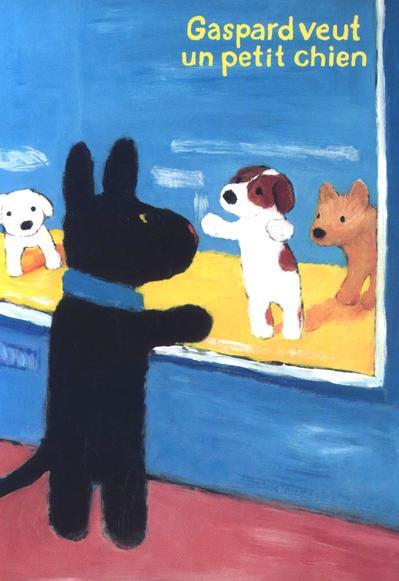 Gaspard想養狗