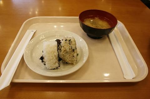 東橫inn的早餐。