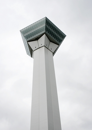 五陵郭tower!可以俯瞰五陵郭公園