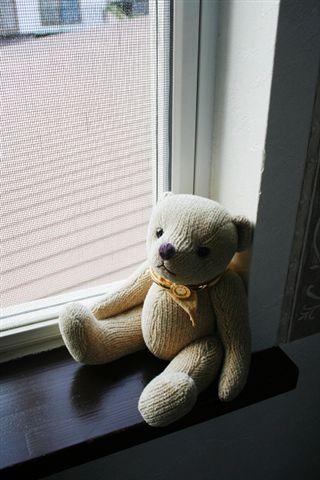 處處有女主人的巧思,小熊好可愛!