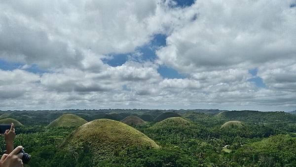 Philippine @Bohol Island, Chocolate Hills