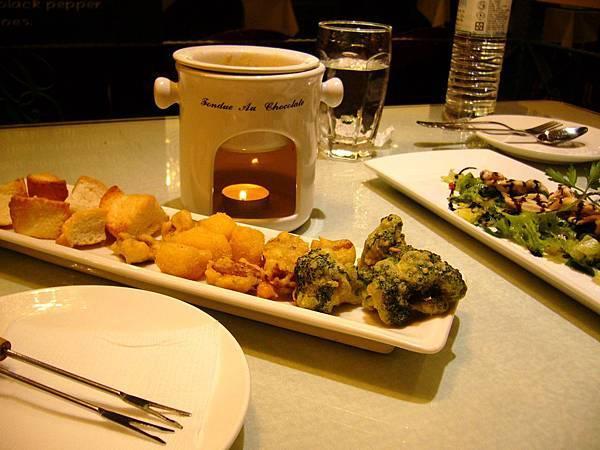 白醬野菇起士鍋