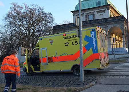 捷克消防隊員