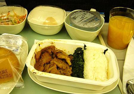 飛機餐-豬肉
