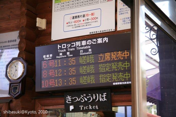 20101118_Kyoto-5_嵐山觀光小火車 龜崗站_1.JPG