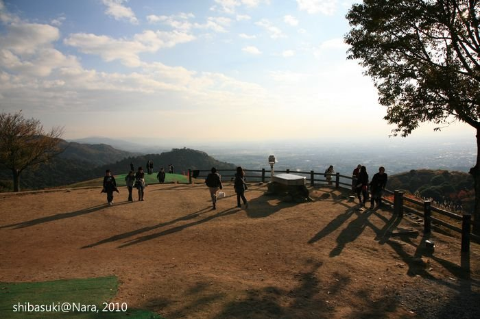 20101120_Nara-150_若草山山頂_1