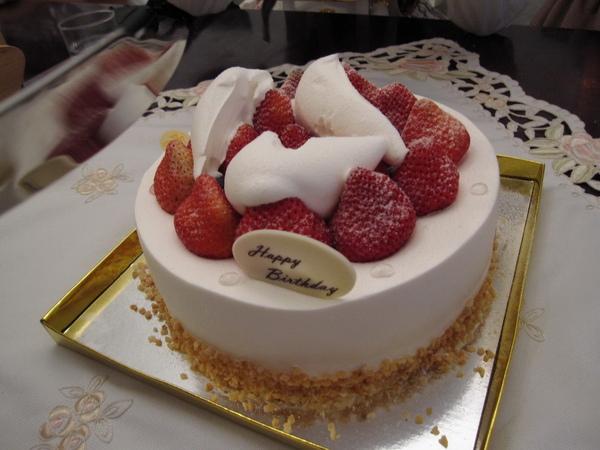 BABY生日蛋糕