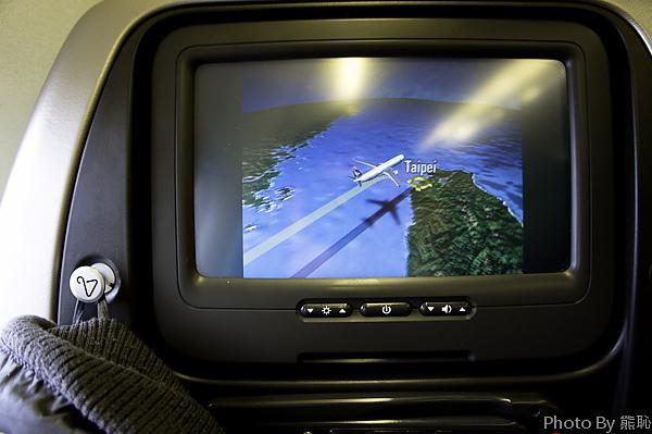 國泰的機上資訊系統