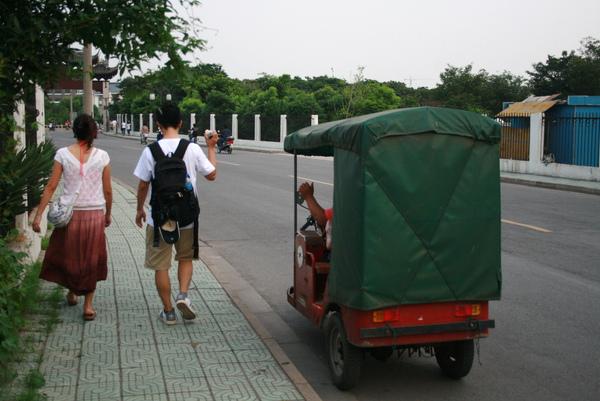 計程三輪車