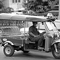 印度計程三輪車