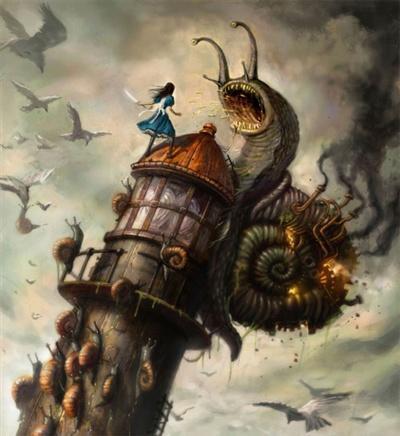 alice return to wonderland